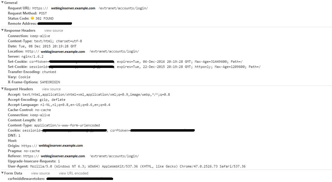 Redirect location header http to https - NetScaler VPX