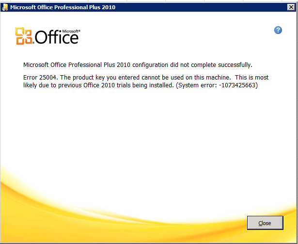 MS Office 2010 KMS not always activating - XenApp 6 5 for Windows