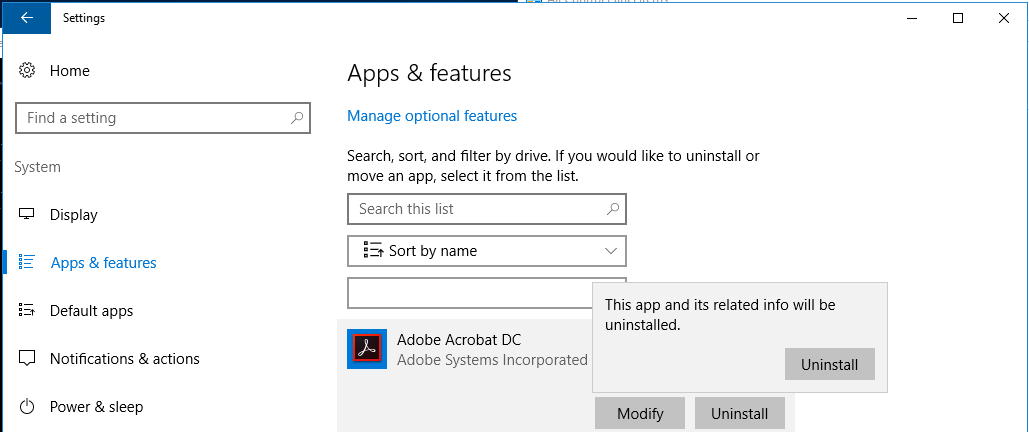 Server 2016 - Start Menu - Settings - Can it be hidden