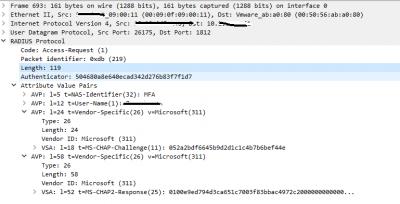 Azure MFA NPS Extensions with NetScaler nFactor