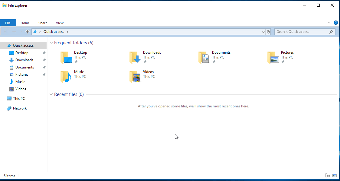 FYI - Users Unable to Close File Explorer Windows 10 1803