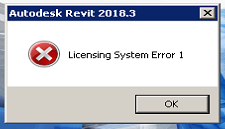 Multiple AutoDesk App Layers - License Error - App Layering