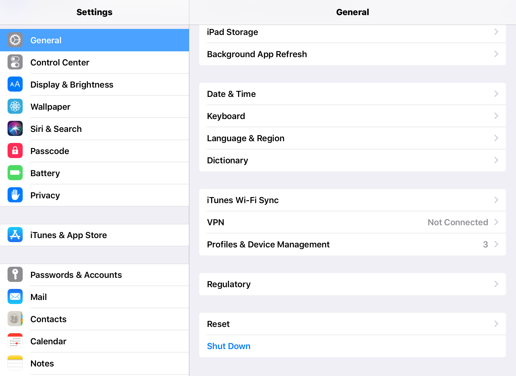 MDM profile creation fails on iOS 12 beta 1 - XenMobile
