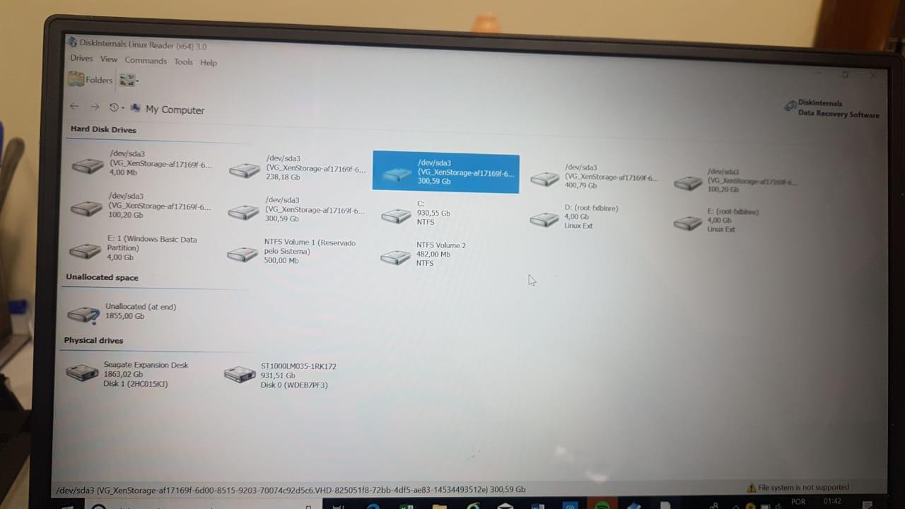 Boot Failure xenserver 6 5 - Storage - Discussions