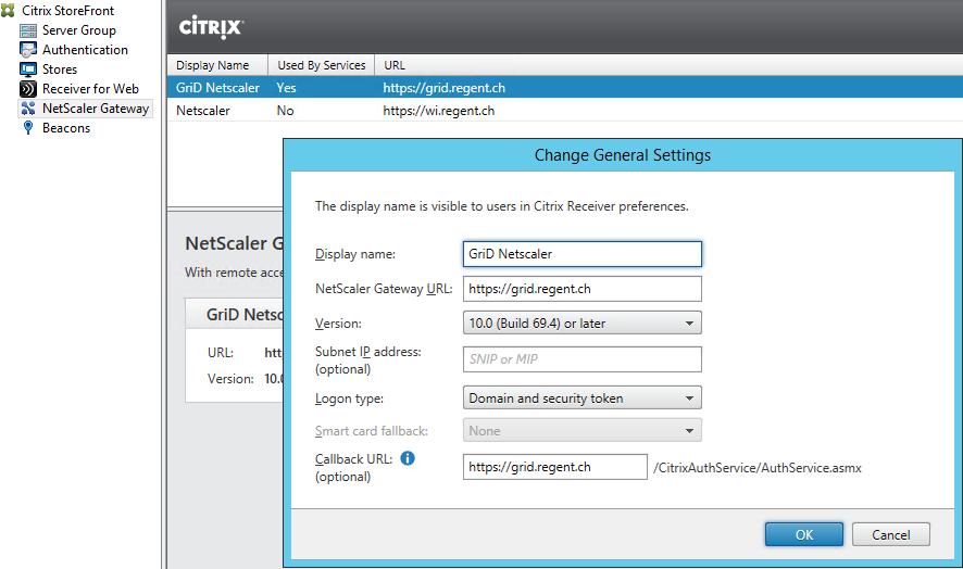 Citrix Receiver sockets errors - XenApp 7 x - Discussions