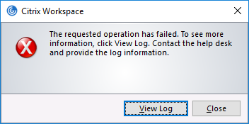 Citrix Workspace not uninstalling - Questions and Answers - Discussions